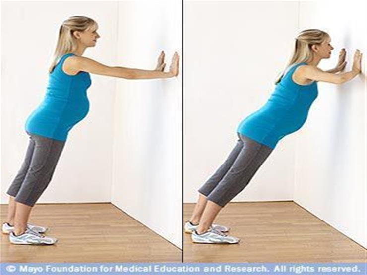 صورة رياضة الحامل بالصور , افضل تمارين للمراءه الحامل