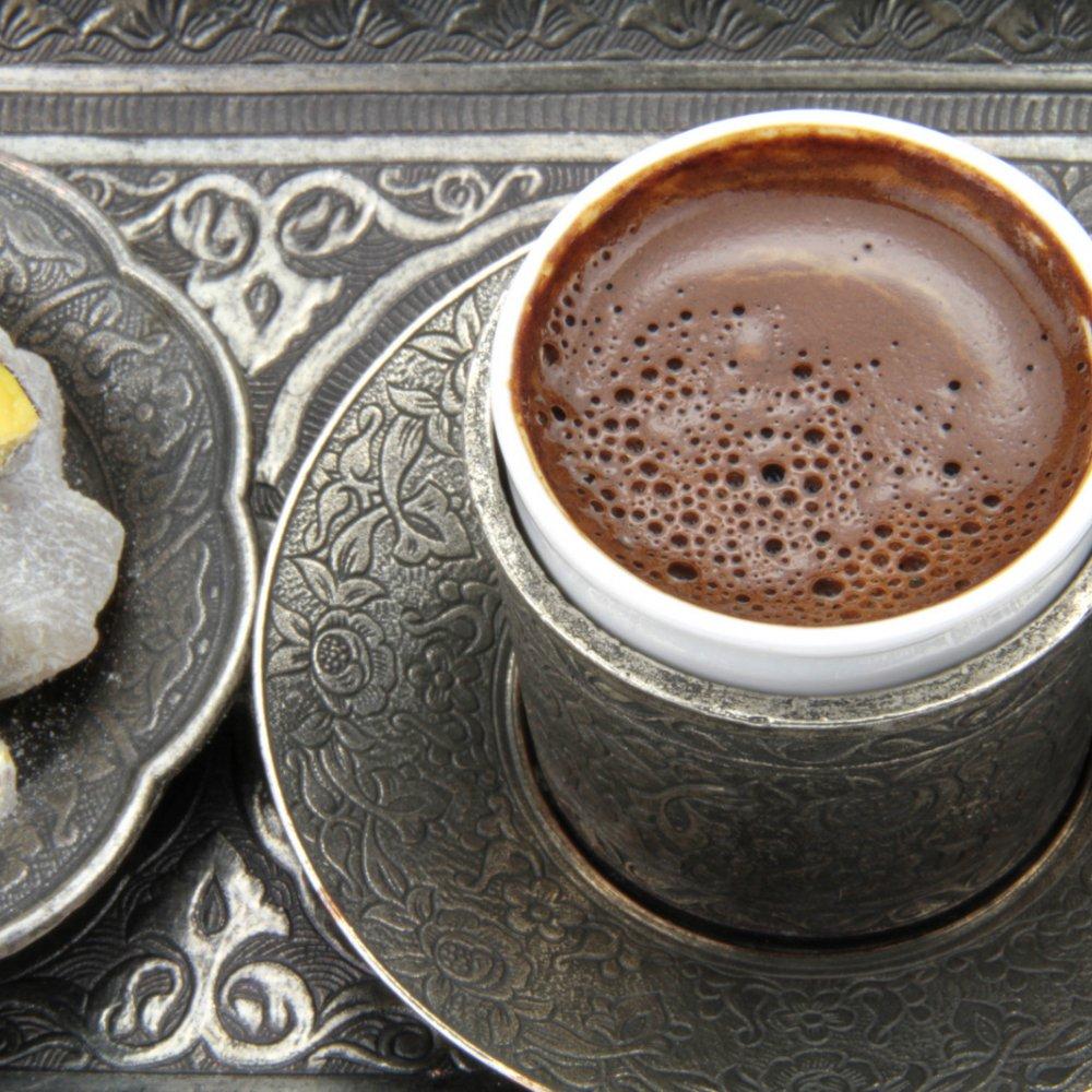 طريقة عمل القهوة التركية بالصور اسرع واطيب قهوه تركية حلوه خيال
