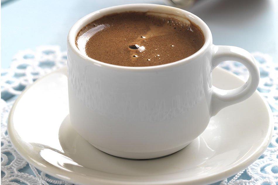 صورة طريقة عمل القهوة التركية بالصور , اسرع واطيب قهوه تركية