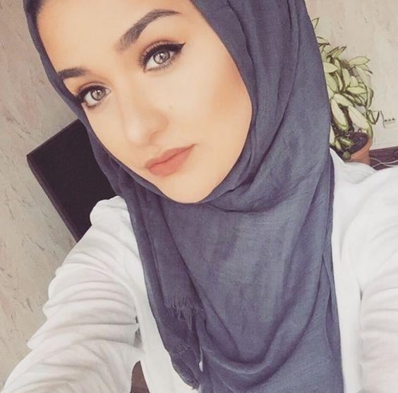 صورة صور بنات محجبات حلوين , جمال البنت في يزيد بارتداء الحجاب