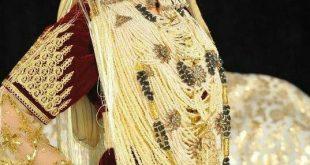 الالبسة التقليدية الجزائرية , انواع لبس الجزائر