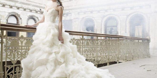 صورة حلمت اني ارتدي فستان زفاف ابيض وانا متزوجة , تفسر الفستان الابيض في منام لمتزوجه