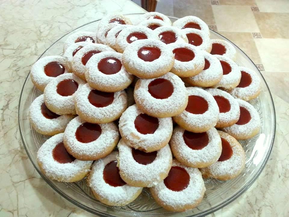 صورة حلويات سهلة مغربية , حلويات مغربيه سهله التحضير