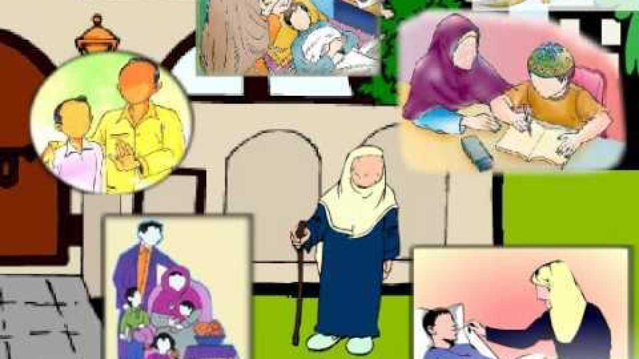 صورة موضوع تعبير عن واجبنا نحو الوالدين , ما معنى واجبنا نحو الوالدين