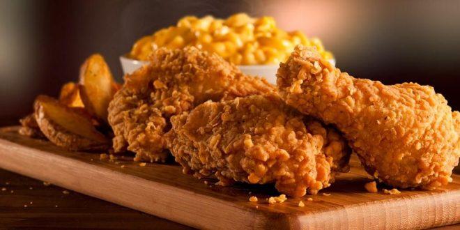صور طريقة قلي الدجاج , طريقه مميزة لقلى الدجاج مثل المطاعم