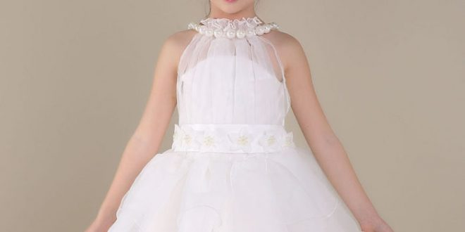 صورة احلى فساتين اطفال للافراح , ما احدث تصميمات لفساتين الاطفال للافراح