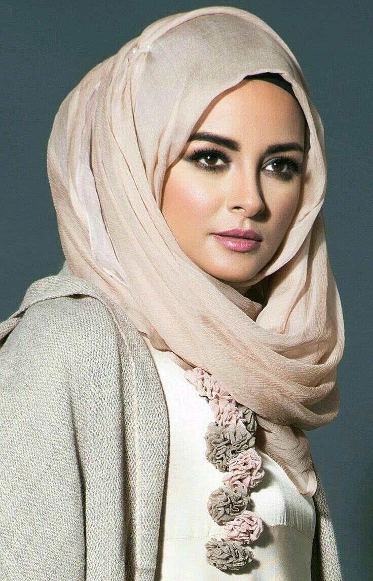 صورة اجمل بنات المحجبات , كملى حجابك باحلى موضه