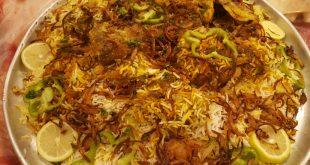 صورة اشهى الاكلات العراقية , تعرف على اكلات تتميز بها العراق
