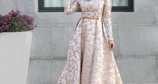 صور فساتين سهرة طويلة فخمة , اروع الفساتين السواريه الطويله