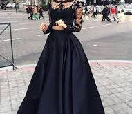 صور فساتين سهرة للبنات المراهقات , التالق في الفساتين