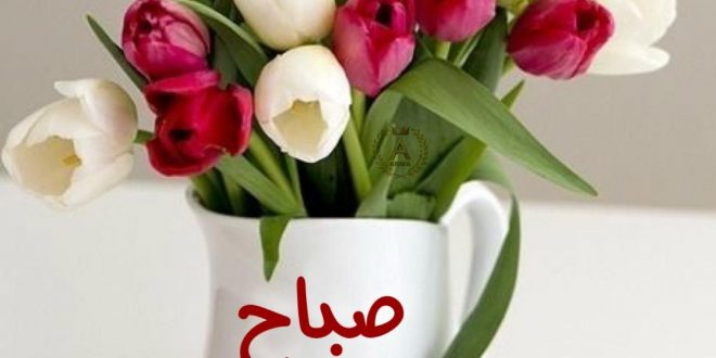 صور باقات ورد مكتوب عليها صباح الخير , اجمل جمل صباح الخير مع الورد
