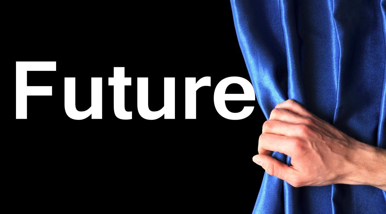 صورة ماهو الشي موجود امام كل الناس ولا يرونه , كيف ترى مستقبلك