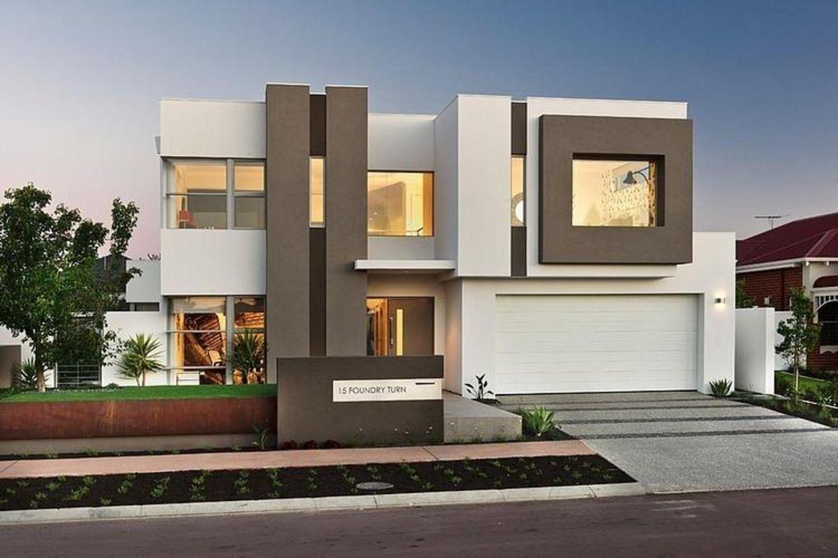 صورة تصميم واجهة منزل , تصاميم بمنتهى الروعه لواجهة المنزل