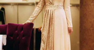 صور فساتين لاخت العروسة , اروع تشكيله فساتين سواريه