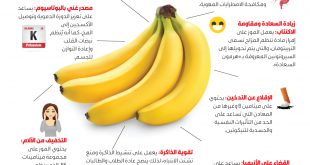 صور فوائد الموز واضراره , تعرف على اهم ما يقدمه الموز للجسم وما اضراره