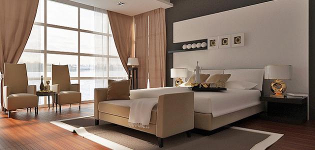 صورة ترتيب غرف نوم , تعرف على كيفيه تنظيم غرفه نومك