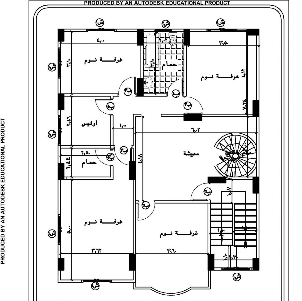 صورة خرائط منازل 300 متر , شاهد ارقى تصميم لبيتك عن طريق تلك الخرائط