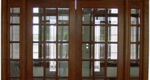 صورة ابواب خشبية داخلية جرار , ابواب غرف جرارة