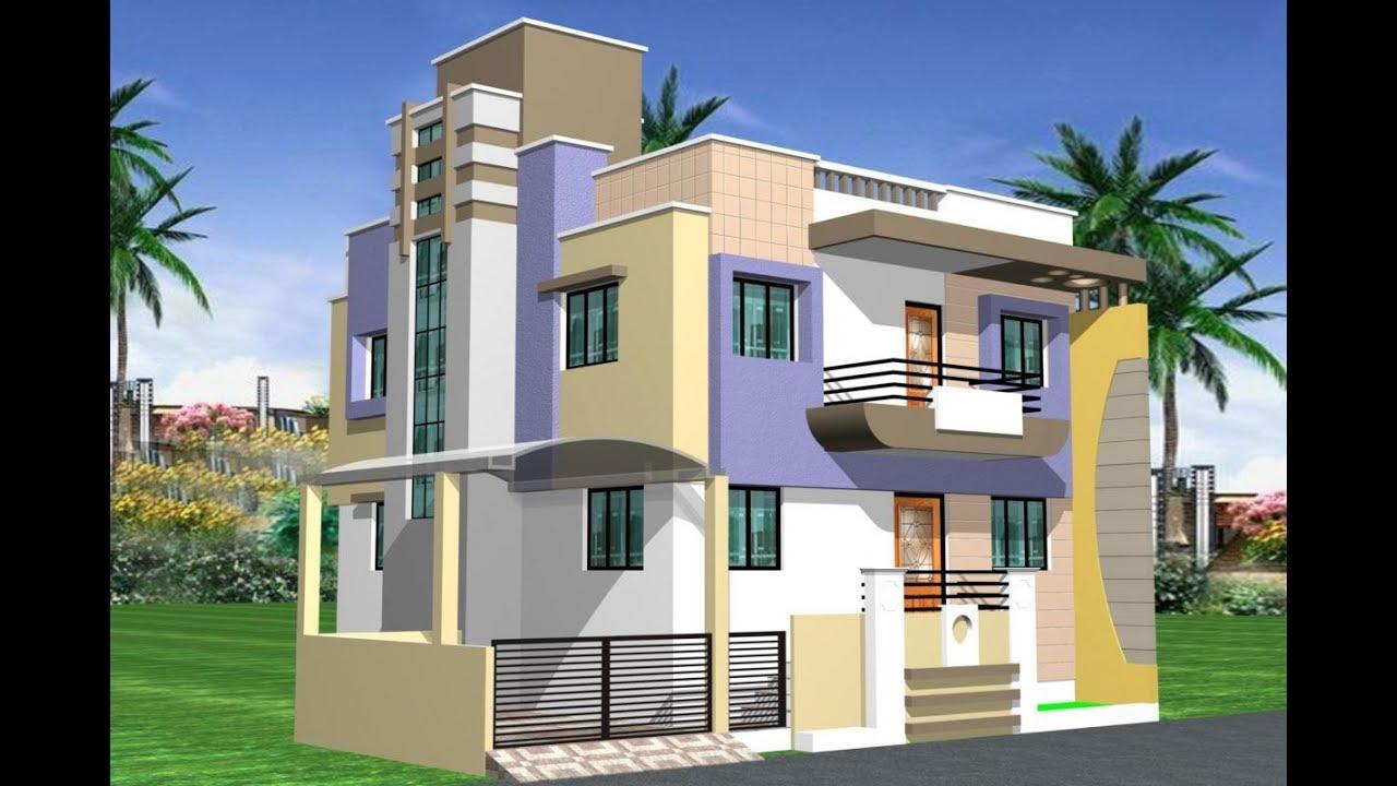 صورة تصميم منازل من الخارج , التصميمات الخارجيه للمنازل العصرية