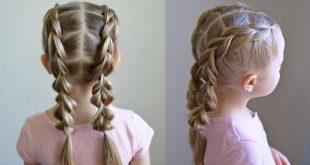 صور تسريحة شعر البنات , تسريحات اطفال جميله