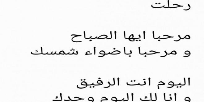 صورة شعر فصحى غزل , مالا تعرفه عن الشعر الغزل الفصيح