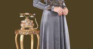 صورة تفصيل فساتين سهرة , كيفية تفصيل فستان سهرة انيق
