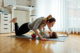 صور العناية بالجسم بعد الولادة , ازاى ترجعى جسمك زى الاول