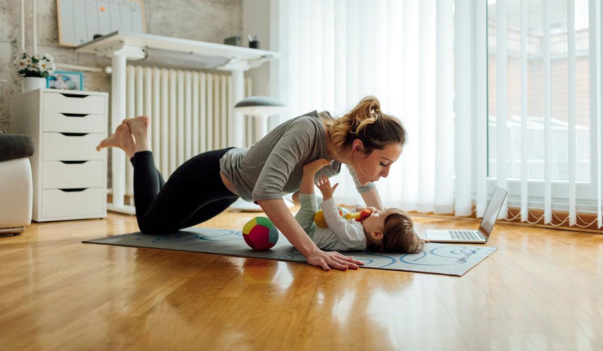 صورة العناية بالجسم بعد الولادة , ازاى ترجعى جسمك زى الاول