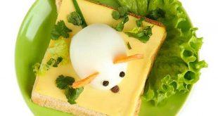 صورة اكلات مفيدة للاطفال , وجبات صحية للاطفال بطريقة مبتكرة
