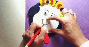 صورة اعمال فنية يدوية للاطفال , اهمية تعليم الطفل مهارات فنية يدوية