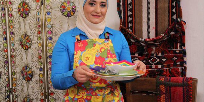 صورة منال العالم حلويات , ماذا تعرف عن منال العالم كامهر طباخة فى الشرق الاوسط
