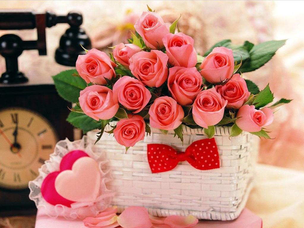 صورة احلى ورد حب , الورد لغه التعبير عن الحب