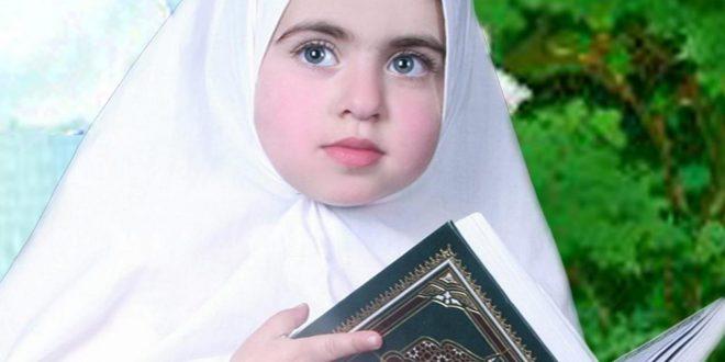 صورة بنات صغار محجبات , اشكال متنوعة لحجاب الفتيات الصغار