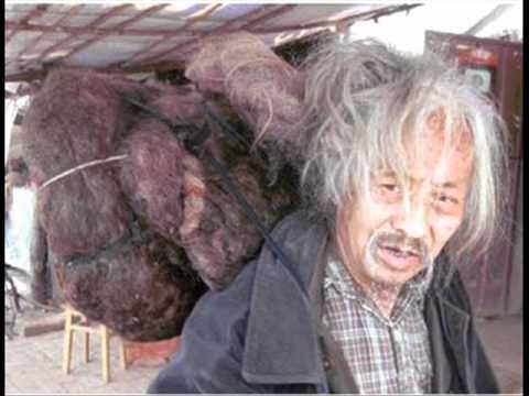 صورة اطول شعر رجل في العالم , تعرف على اطول شعر بالعالم