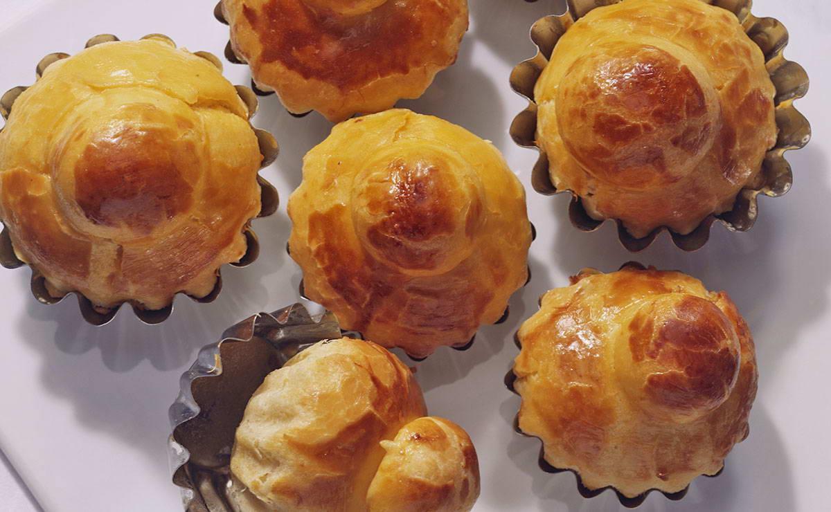صورة طريقة عمل البريوش الحلو , البريوش على الطريقة الفرنسية هش ولذيد