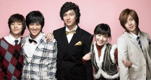 صورة فتيان قبل الزهور , اشهر المسلسلات الكوريه بالتفصيل