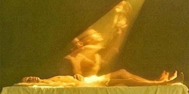 صورة علامات خروج الروح من الجسد , مراحل موت الانسان وقدوم ملك الموت