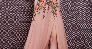 صورة اخر صيحات الموضة لفساتين السهرة , اجمل واروع الفساتين لاشكال الجسم المختلفة