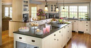 صورة تصميم مطبخ امريكي , احدث المطابخ الامريكية وروعتها من حيث الشكل