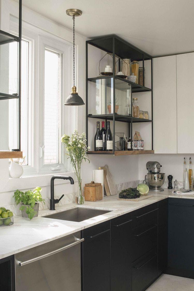 صورة ديكورات مطبخ 2019 , احدث واروع التصاميم والاشكال للمطابخ