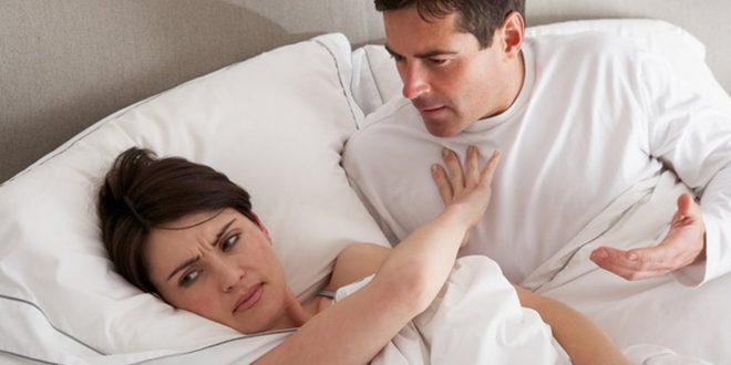 صورة مشكلة زوجتي في الفراش , مشاكل الزوجات مع ازواجهم فى العلاقة الحميمة وحلها