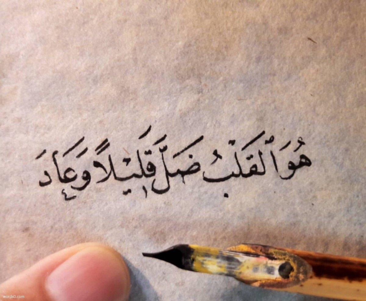 صورة كلمات بسيطه وجميله , الكليمات المعبرة