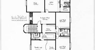صورة تصميم منزل شعبي , منزل جميل بابعاد خرافية
