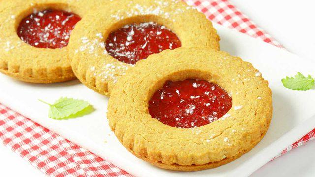صورة طريقة عمل حلويات سهلة وبسيطة , حلويات طعمة لضيفك بسرعة