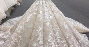 صورة احدث فساتين الزفاف , اختاري الفستان الانيق مع تناسب جسدك