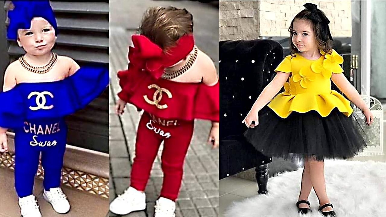 صورة لبس العيد للاطفال , افكار جديدة لاختيار لبس العيد
